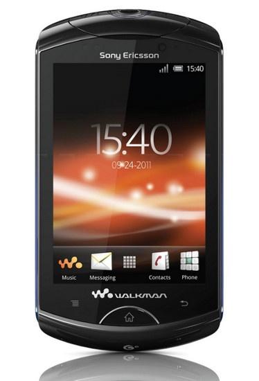 Sony Ericsson WT18i - новый смартфон линейки Walkman на базе OPhone 2.5