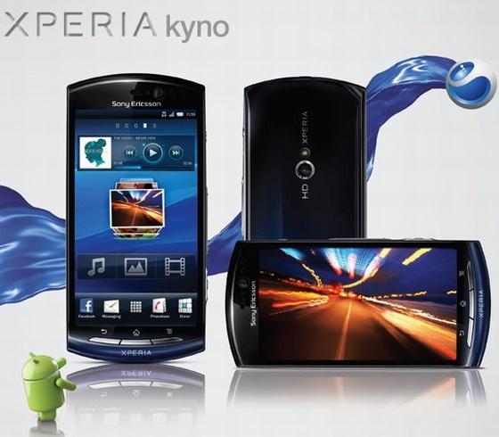 Sony Ericsson Xperia Neo стал Xperia Kyno во Франции