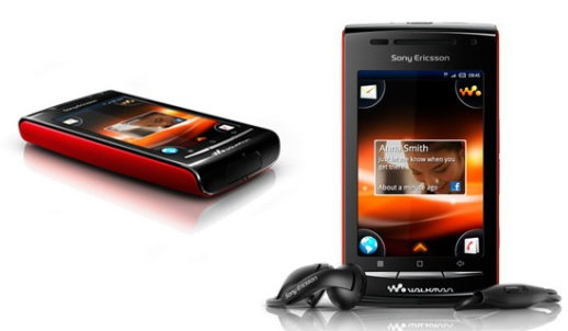Sony Ericsson разрабатывает смартфон Walkman WT19i