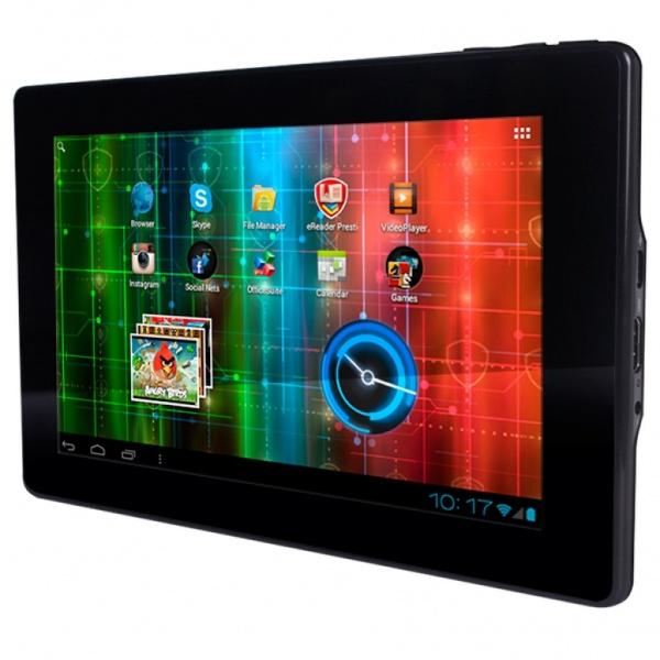 Ультрабюджетный планшет Prestigio MultiPad 7.0 Ultra+: платформа Android 4.1 и два года международной гарантии всего за 2 990 рублей
