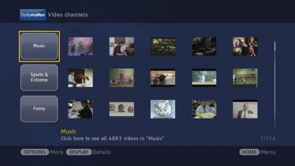 Возможности Smart TV от Sony BRAVIA