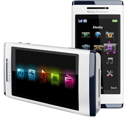 Подробности о телефоне Sony Ericsson Aino Classic