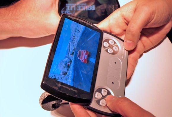 Sony Ericsson реализует игровые решения от Havok в Xperia Play