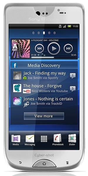 Sony Ericsson Cyber-Shot Yiko: к сожалению, только концепт
