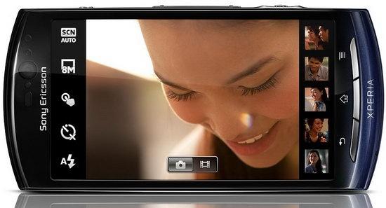 В России стартовали продажи Sony Ericsson Xperia Neo