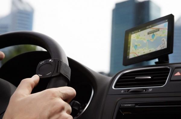 В России представлен первый автомобильный планшет