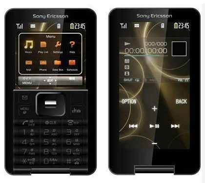 Японский мобильный оператор NTT DoCoMo анонсировал новый смартфон Sony Ericsson SO-01A.