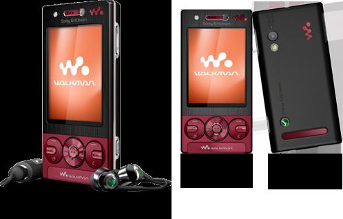 Обзор Sony Ericsson W705 - музыкальный слайдер в стальном корпусе
