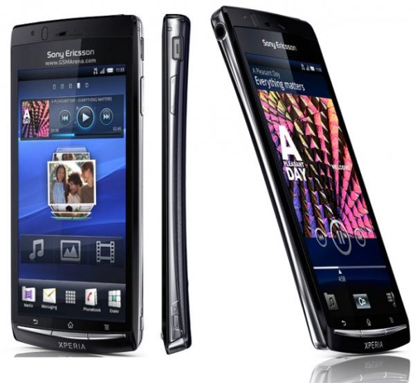 Обзор модели Sony Ericsson Xperia ArcS
