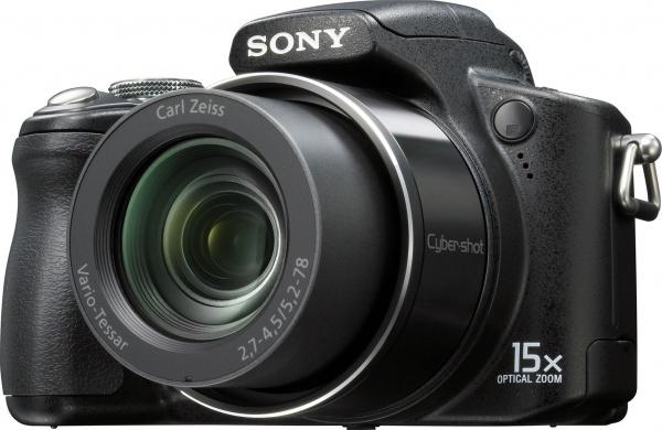 Sony DSC-H50 - фотографии всегда улыбаются