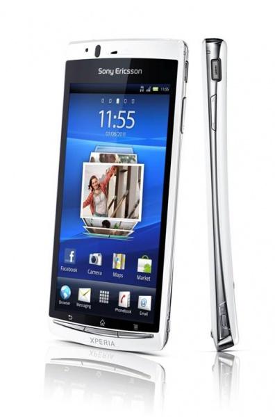 Смартфон Sony Ericsson Xperia Nozomi