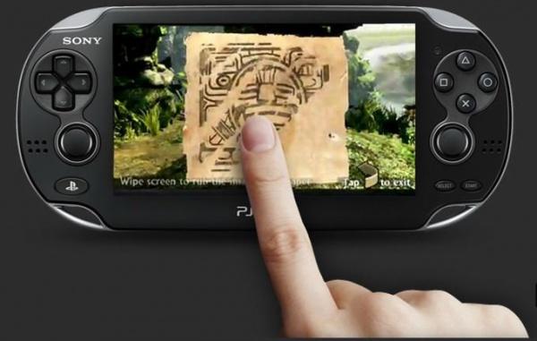 Новая портативная консоль Sony PlayStation Vita