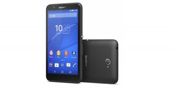 Знакомьтесь с бюджетным смартфоном Sony Xperia E4g