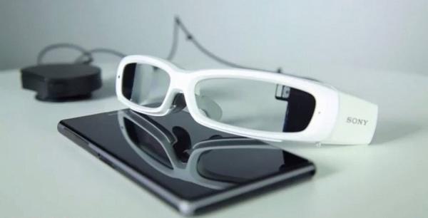 Sony составила конкуренцию Google и выпустила собственные «умные» очки