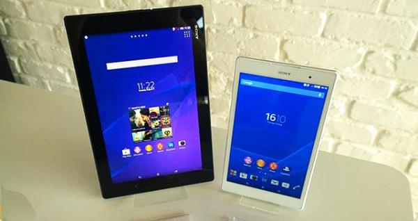 Компания Sony возможно больше не выпустит новые модели планшетов