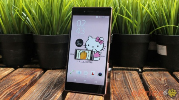 Живые фото Sony Xperia Z5 Premium Pink – гламурный 4К-флагман