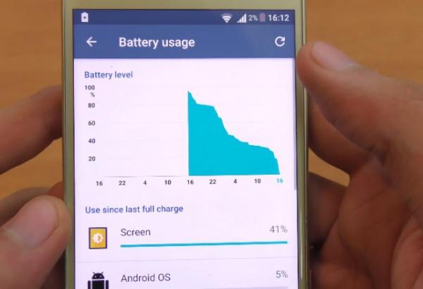 Модель Sony Xperia X демонстрирует отличную автономность