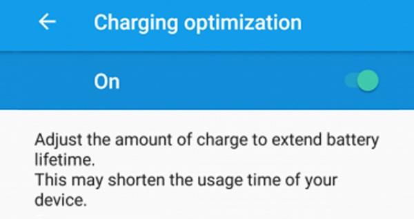 """Soft Charging"" в обновлении Xperia Beta 23.5.A.1.238"