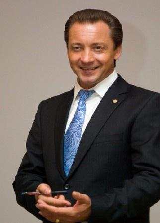 Роман Василенко - общественный деятель, меценат и филантроп.