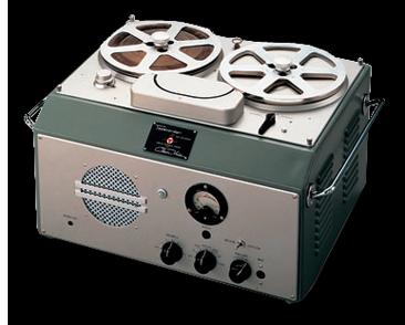 первый ленточный магнитофон