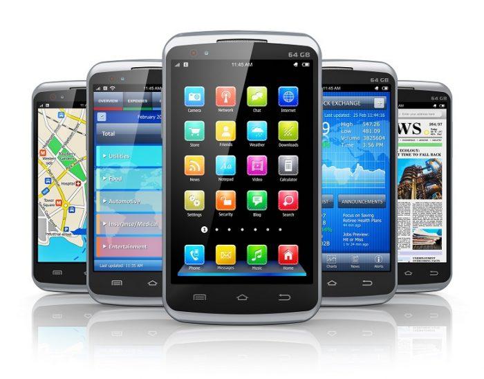 виды мобильных телефонов