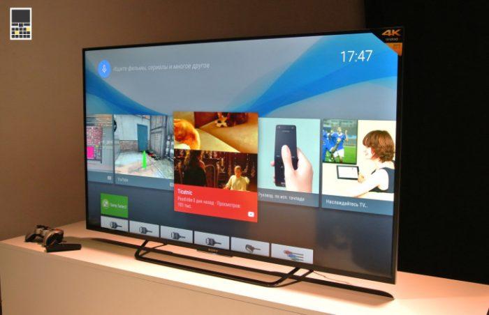 новые телевизоры сони