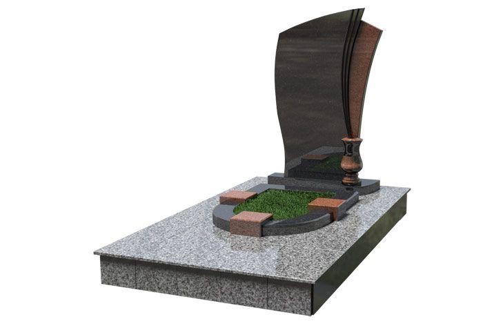памятник на могилу от гранитной мастерской Postament.ru